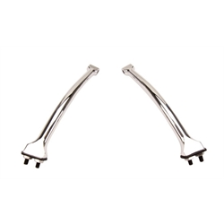 Hagan M-ARM-C Fattie Curved Rear-View Mirror Arms, Pair