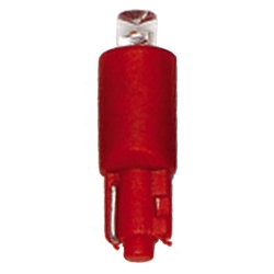 Auto Meter 3294 LED Replacement Tachometer Light Bulb, Red