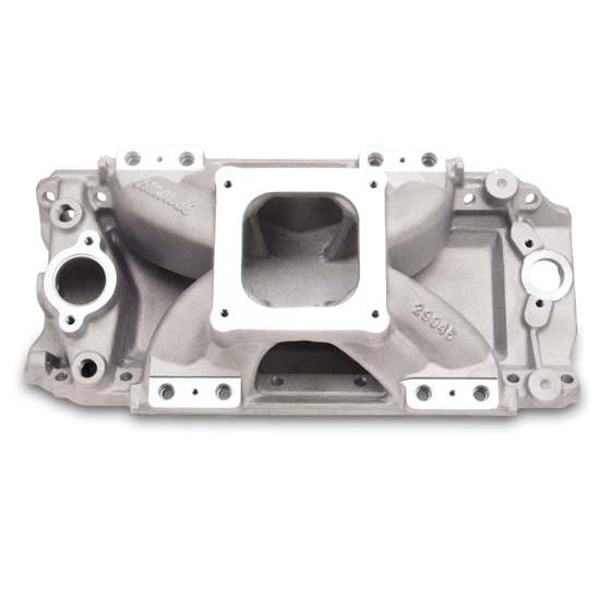Edelbrock 29045 Victor Jr. 454-O EFI Intake Manifold, Big