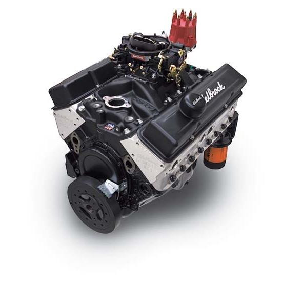 Edelbrock 45083 Crate E-Street Carbureted 9.0:1