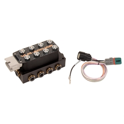 AccuAir AA-VU4 VU4 4-Corner Air Suspension Solenoid Valve Unit
