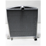 Garage Sale - AFCO Custom Vertical Radiator, 21 X 17-7/8, Without Trans Cooler