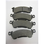 Garage Sale - US Brake Pad Set - D52 Standard GM (C2 Axle Set)