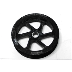 Garage Sale - KRC 50120000 Cast Iron Power Steering Pump Serpentine Pulley 4.2 Inch