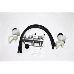 Garage Sale - Wilwood 260-7563 Tandem Master Cylinder w/ Remote Reservoirs, 1 Inch