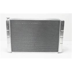 Garage Sale - Speedway Chevy SBC/BBC Universal Aluminum Radiator, 31 Inch