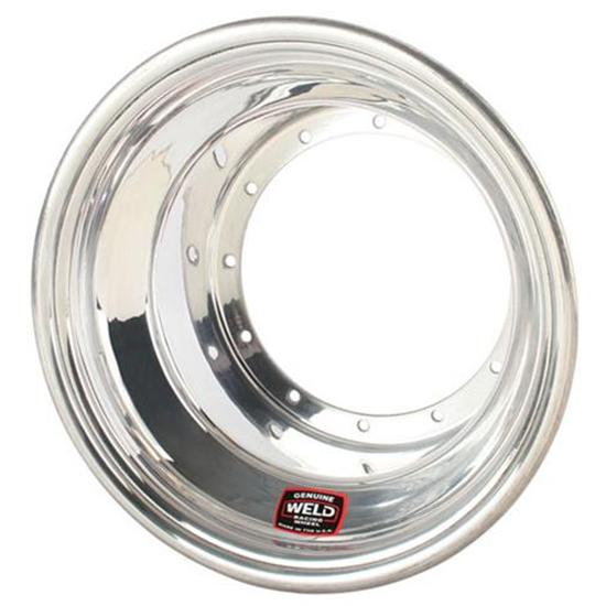 Weld Racing P851-1020 Mini Sprint Wheel Half, Non-Beadlock, 10x2 Inch