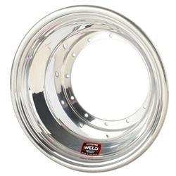Weld Racing P851-1040 Mini Sprint 10 Inch Wheel Half-No Beadlock-10x4