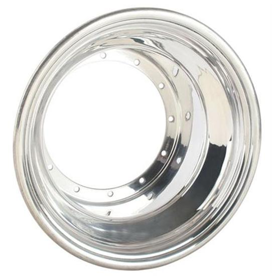 Weld Racing P856-5658 Wheel Inner Half, Non-Beadlock, 15 x 6.63 Inch