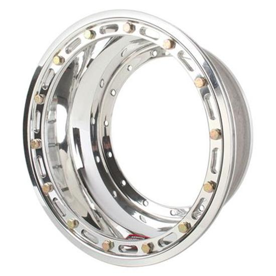 Weld Racing P857-5924 15 x 9-1/4 Inch Wheel, Outer Half, Beadlock