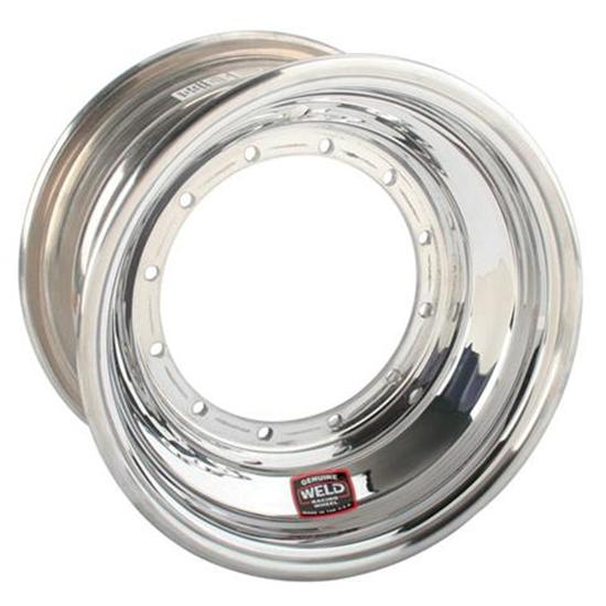 Weld Racing Direct Mount 10 x 8 Front Wheel - Non Beadlock, 4 Inch Offset ...