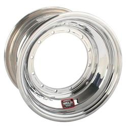 Weld Racing Direct Mount 10 x 8 Front Wheel - Non Beadlock, 4In Offset