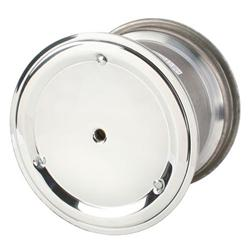 Garage Sale - Weld 13 x 7, 4 Inch Offset, Direct Mount Midget Front Wheel Cover