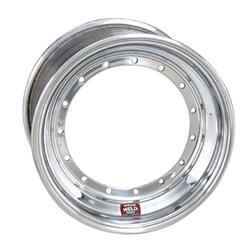 Weld Racing 13 x 8 Direct Mount Front Wheel, Non Beadlock, 6 In Offset