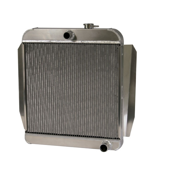 AFCO 1955-59 Chevy Truck Aluminum Radiator, Chevy Engine