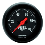 Auto Meter 2663 Z-Series Digital Stepper Motor Fuel Pressure Gauge