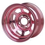 Aero 30-974010PIN 30 Series 13x7 Inch Wheel, 4 on 4 BP, 1 Inch BS