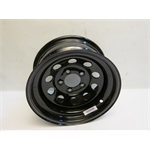 Garage Sale - Black Circle Track 15 Inch Wheel, 15X7, 5 On 4-3/4, Non Beadlock