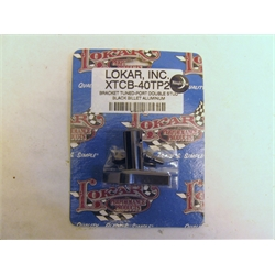 Garage Sale - Lokar XTCB-40TP2 Black GM TPI Throttle Cable Bracket