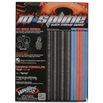 Winters Performance POSTER-10 10-Spline Quick Change Gear Chart