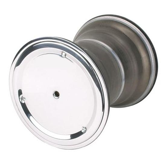 Weld Wide 5 HS Wheel W/ Outer Beadlock & Cover, 15 x 12, 4In Backspace