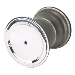 Weld Wide 5 HS Wheel W/ Outer Beadlock &amp; Cover, 15 x 12, 4 Inch Backspace