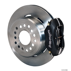 Wilwood 140-10094 FDL Rear Brake Kit, Chevy C-10, 2.42 Off 5-lug