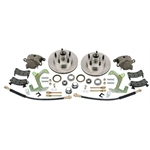 Speedway 1949-54 Chevy Passenger Car Disc Brake Conversion Kit