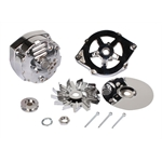 Money Saver Alternator Dress Up Kit, GM External Regulator