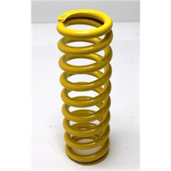 Garage Sale - AFCO Yellow 2-5/8 I.D. Coil-Over Spring, 12 Inch, 550 Rate
