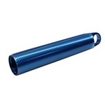 AFCO Replacement Aluminum Small Body Twin Tube, 9 Inch Threaded
