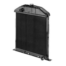 Walker C-493-1 Cobra 1942-1948 Ford Radiator for Chevy Engine