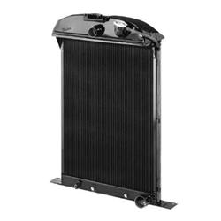 Walker C-494-1 Cobra 1936 Ford Radiator for Chevy Engine