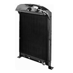 Walker C-498-1 Cobra 1933-1934 Ford Radiator for Chevy Engine