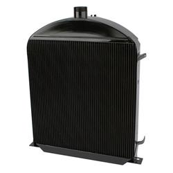 Walker Z-487-2 Z-Series 1930-31 Ford Model A Radiator for Chevy Engine