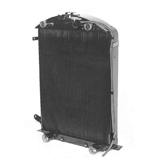 walker flathead v8 1932 ford radiator