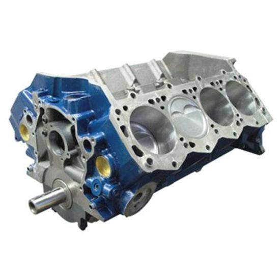 Ford Performance Engine Block 460 Svo Cast Iron: World 460 Small Block Ford Short Block Crate Engine