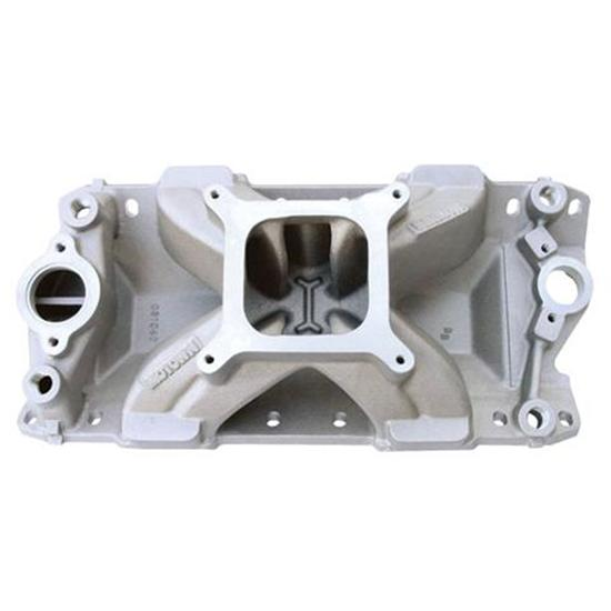 World Products 061040 S/B Chevy Motown Single Plane Intake