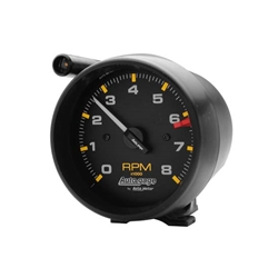 Auto Meter 2309 Auto Gage Air-Core Pedestal Tachometer Gauge
