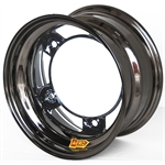 Aero 51-900545BLK 51 Series 15x10 Wheel, Spun, 5 on WIDE 5, 4-1/2 BS