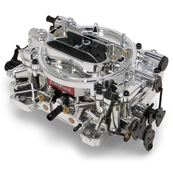 Edelbrock 180249 Thunder Series AVS Carburetor, Manual Choke, 500 cfm