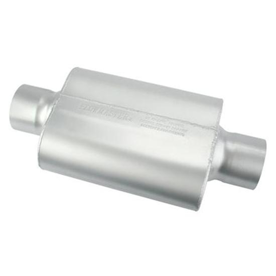 Garage Sale - Flowmaster 40 Series Delta Force Muffler, 4-1/2 Inch Inlet/Outlet