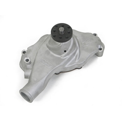 Weiand 9224 Team G Aluminum Water Pump w/Twisted Snout Design