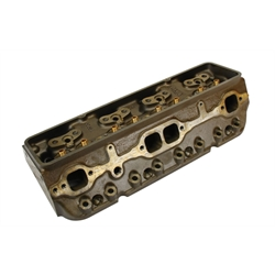 RHS Pro Elite 23 Degree CNC Ported Iron Bare Cylinder Head, Angled Plug