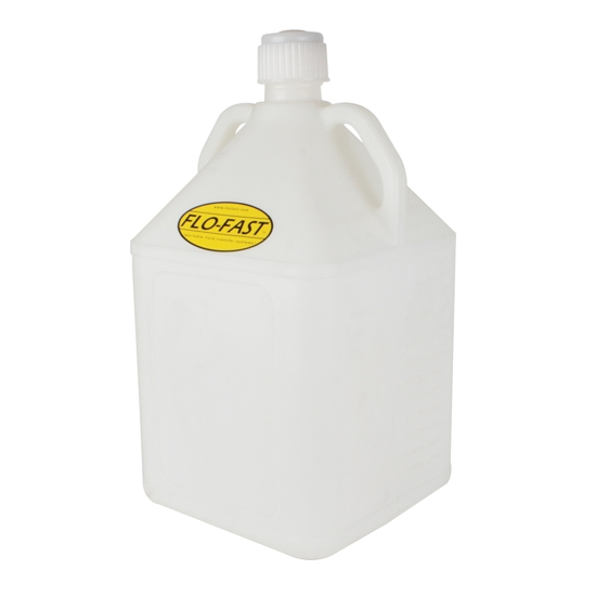 Flo-Fast 15503 Racing 15 Gallon Clear Utility Jug