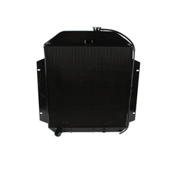 Walker Z-Series 1953-56 Ford F100 Radiator w/ A/C Condenser for Ford Engine