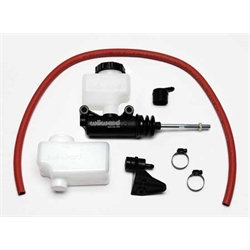 Wilwood 260-12388 Short Remote Side Mount Master Cylinder Kit, 1 Inch