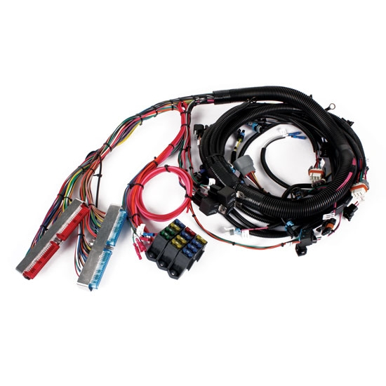 chevy ls1 wiring harness speedway 1997-1998 camaro/firebird ls1 5.7l efi engine ... #11