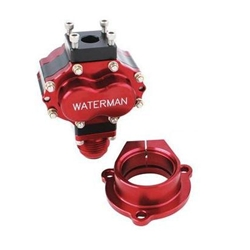 Waterman 200045S Micro-Bertha Steel Sprint Fuel Pump, .450