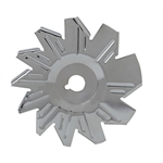 Chrome Steel Alternator Fan